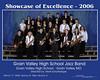 Grain Valley High School Jazz Band<br /> Grain Valley High School<br /> Grain Valley, MO