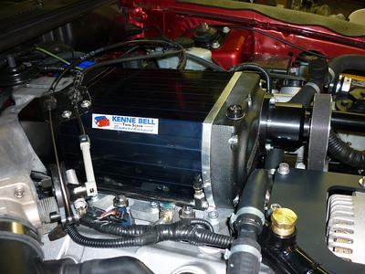 2001 Mustang Cobra Kenne Bell