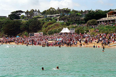 Jan 2003 Portsea Swim Classic