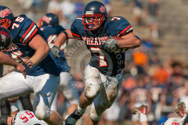 Wheaton College Football 2002