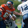 Wheaton College Football vs Elmhurst College (62-7), October 5, 2002