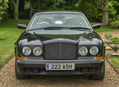 2002 Bentley Continental R Mulliner Wide Body DG02 NNE
