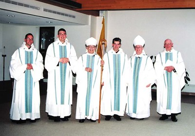 Three Seminarians Ordained to Diaconate