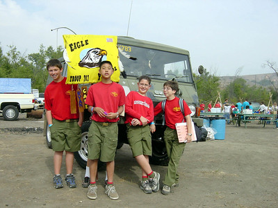 10/19/2002 - Fall Camporee