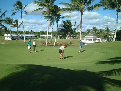 2002 HSA Golf Tournament Kapolei