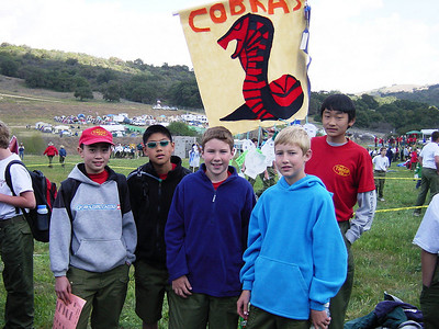 3/14/2002 -  - Spring Camporee @ Firestone