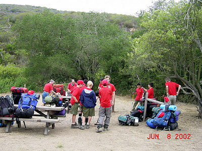 6/8/2002 - Crystal Cove Overnight Camp