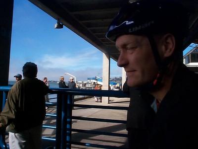 San Francisco ferry terminal