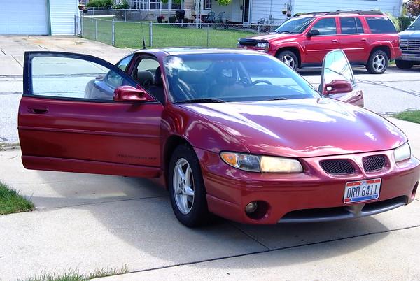 2002 Pontiac Grand Prix GT