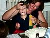 patrick gets cake