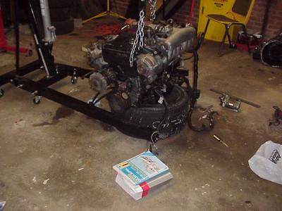 Thank you, factory repair manual! (Also Haynes)