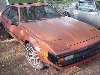 '83 - not too big a fan of orange...