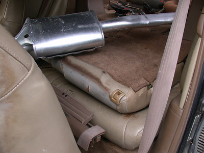 rear seats arent too bad but not amazing