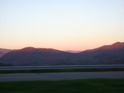 purple mountain majesty - it finally makes sense!