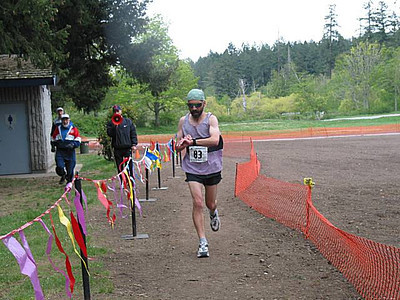 2002 Elk/Beaver Ultras - Harrier Carlos Castillo - three time national 50-mile champion