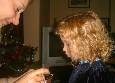 2002 England Christmas
