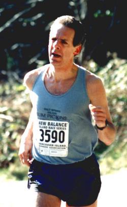 2002 Hatley Castle 8K - Michael Lax feels the pain