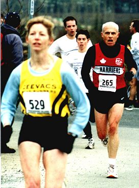 2002 Pioneer 8K - Great races for Sheron Chrysler and Bill Scriven - both medalled