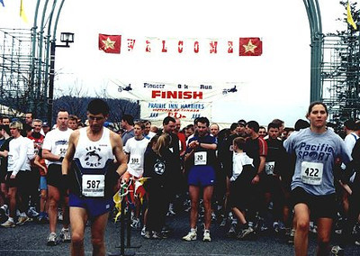 2002 Pioneer 8K - Getting ready for the start