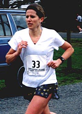 2002 Pioneer 8K - Helena Watling wins her age group
