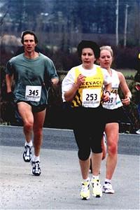 2002 Pioneer 8K - The epic duel between Nancy Baxendale and Liz Ramage