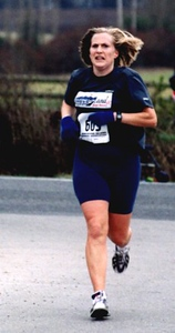 2002 Pioneer 8K - Joan Harmsworth gets a 4th in her age group
