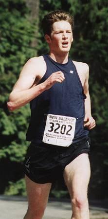 2002 Sooke River 10K - Ian Bullock