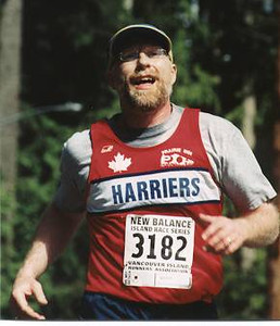 2002 Sooke River 10K - Bill Fosdick