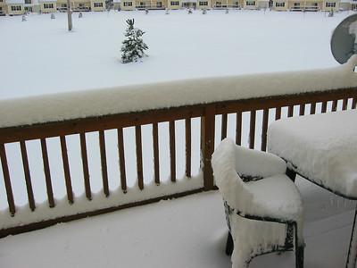 20021118 Snowstorm in Vermont