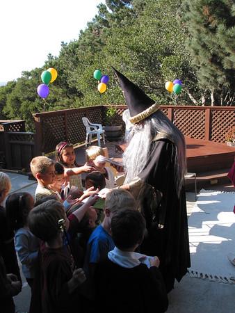 Boy's Birthday Party 2002