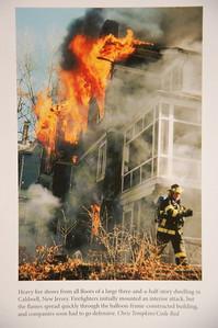 Fire Trucks in Action Calendar - 2010