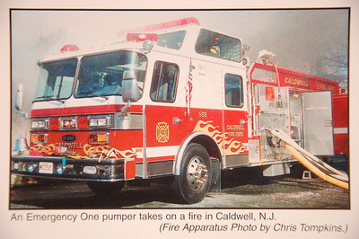 Fire Apparatus Magazine - May 2002