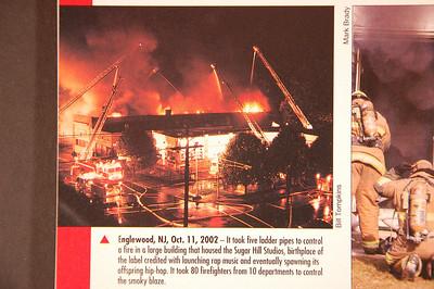 Firehouse Magazine - March 2003