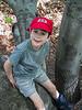 Benjamin in tree