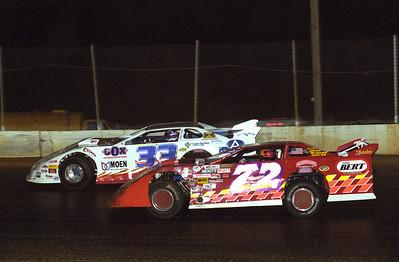 72 John Mason and 33 Jesse Lay