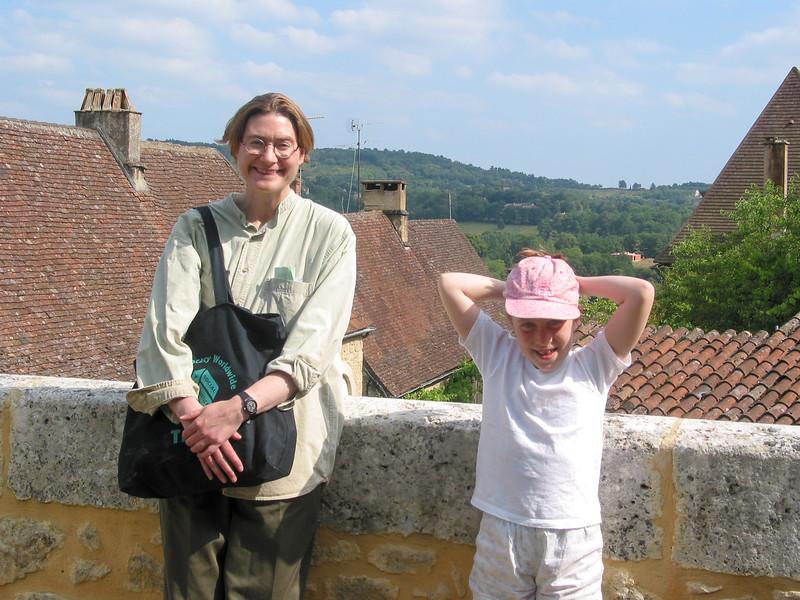 Aunt Lorraine and Isabel