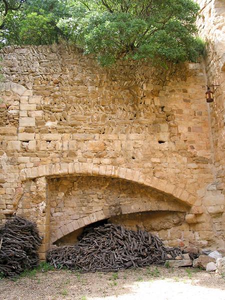 Strange arches