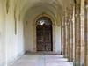 Doorway, new cloisters