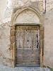 Old doorway in the village