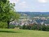 View on Montignac