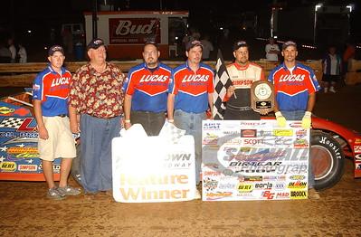 #1P Earl Pearson Jr & Crew ($10,000 Feature Winner)