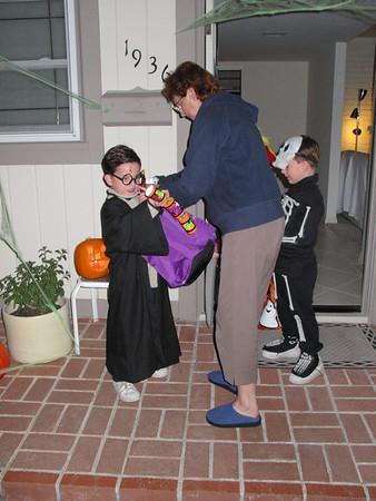 Hallowe'en 2002