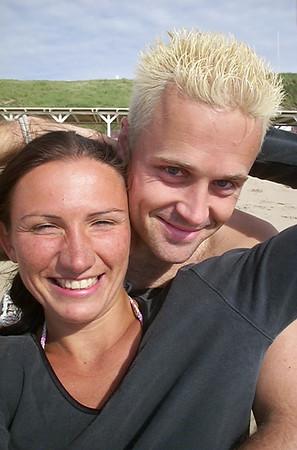 200206xx Bloemendaal with Karolina