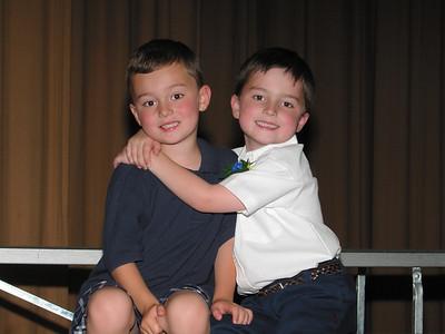 Matthew's Kindergarten Graduation