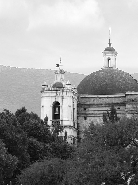 mitla church