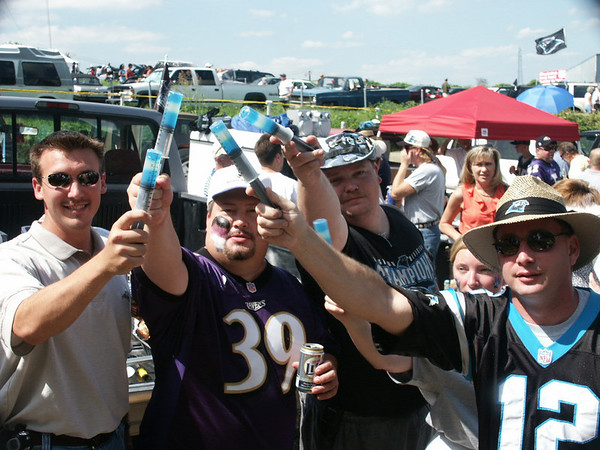 Panthers vs. Ravens September 8th 2002