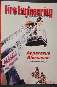 Fire Engineering Magazine - November 2002