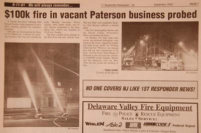 1st Responder Newspaper - September 2002