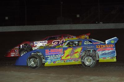11 David Smith & 21 Billy Moyer