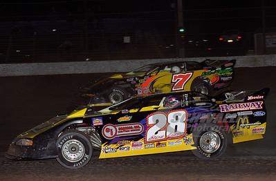 28 Steve Lucas & 7 Matt Miller